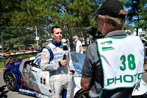 Pirelli World Challenge<br /> Grand Prix of Mid-Ohio<br /> Mid-Ohio Sports Car Course, Lexington, OH USA<br /> Sunday 30 July 2017<br /> Ryan Eversley<br /> World Copyright: Richard Dole/LAT Images<br /> ref: Digital Image RD_MIDO_17_261
