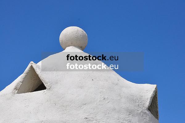 Kuppeldach eines Trullo