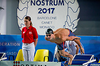 PROUD Benjamin GBR<br /> 50 Freestyle Men 1/4 Tournament <br /> Mare Nostrum 2017<br /> Monaco, Principality of Monaco <br /> Day02 11-06-2017<br /> Photo Andrea Masini/Deepbluemedia/Insidefoto