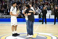 2019.04.17  EuroLeague Real Madrid VS PAO