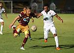 Deportes Tolima  derroto  3x1 a Once Caldas en el partido vuelta de los 4tos de la liga del torneo Clusura del futbol Colombiano