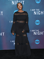 "09 May 2019 - North Hollywood, California - Golden Brooks. Emmy FYC for TNT'S ""I Am the Night"" held at the Saban Media Center at the Television Academy.   <br /> CAP/ADM/BT<br /> ©BT/ADM/Capital Pictures"