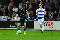 George Byers of Swansea City in action during the Sky Bet Championship match between Queens Park Rangers and Swansea City at The Kiyan Prince Foundation Stadium in London, England, UK. Wednesday 21, August 2019