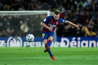 30th January 2020; Camp Nou, Barcelona, Catalonia, Spain; Copa Del Rey Football, Barcelona versus Leganes; Jordi Alba of FC Barcelona takes a shot on goal
