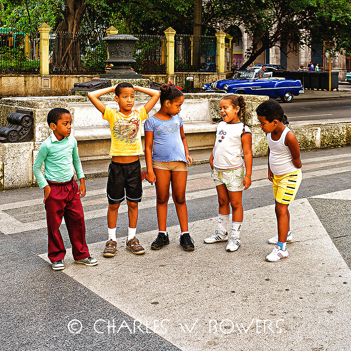 Faces Of Cuba - Okay let's make some decisions here and get to playing.<br /> <br /> -Limited Edition of 50 prints.