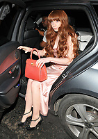 Nicola Roberts at the Bardou Foundatioon's International Women's Day Gala, The Hospital Club, Endell Street, London, England, UK, on Thursday 08 March 2018.<br /> CAP/CAN<br /> &copy;CAN/Capital Pictures