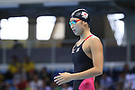 Rikako Ikee (JPN), <br /> AUGUST 12, 2016 - Swimming : <br /> Women's 50m Freestyle Heat <br /> at Olympic Aquatics Stadium <br /> during the Rio 2016 Olympic Games in Rio de Janeiro, Brazil. <br /> (Photo by Yohei Osada/AFLO SPORT)