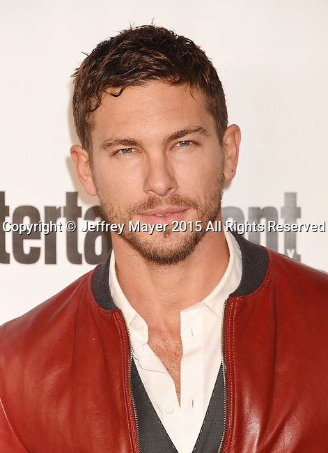 WEST HOLLYWOOD, CA - NOVEMBER 15: Actor Adam Senn attends VH1 Big In 2015 With Entertainment Weekly Awards at Pacific Design Center on November 15, 2015 in West Hollywood, California.