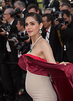 Araya Hargate at the premiere for &quot;The Meyerowitz Stories&quot; at the 70th Festival de Cannes, Cannes, France. 21 May  2017<br /> Picture: Paul Smith/Featureflash/SilverHub 0208 004 5359 sales@silverhubmedia.com