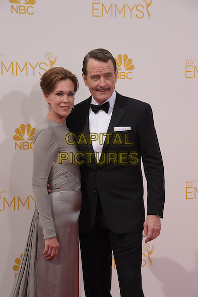 Bryan Cranston attends The 66th Primetime Emmy Awards held at Nokia Live in Los Angeles, California on August 25,2014                                                                               &copy; 2014 Hollywood Press Agency<br /> CAP/DVS<br /> &copy;DVS/Capital Pictures