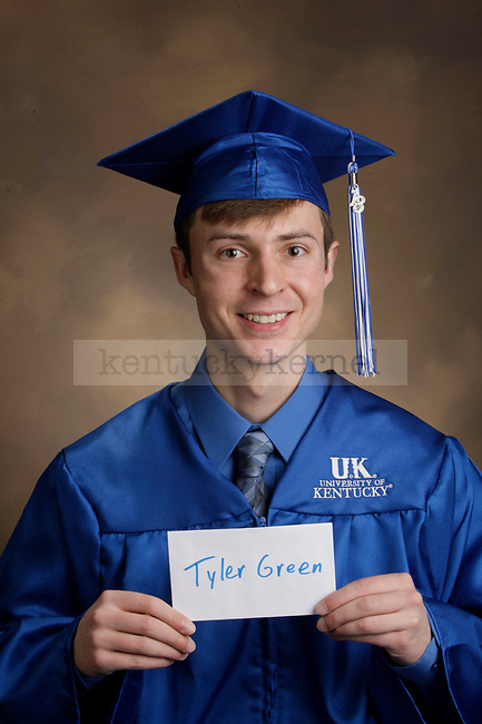 Green, Tyler photographed during the Feb/Mar, 2013, Grad Salute in Lexington, Ky.