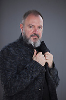 Carlo Lucarelli (Parma, 26 ottobre 1960) è uno scrittore, regista, sceneggiatore, conduttore televisivo e giornalista italiano. Roma 18 marzo 2017. Libri come. © Leonardo Cendamo