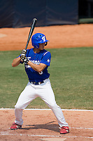 23 August 2007: Center Field #5 Kenji Hagiwara at bat during the France 8-4 victory over Czech Republic in the Good Luck Beijing International baseball tournament (olympic test event) at the Wukesong Baseball Field in Beijing, China.
