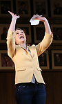 """Heidi Schreck during the Broadway Opening Night Performance Curtain Call of  """"What The Constitution Means To Me"""" at the Hayes Theatre on March 31, 2019 in New York City."""