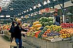 Mercado Peter e Paul Fortress em São Petersburgo. Russia. 2008. Foto de Cris Berger.