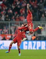 Fussball Champions League 2012/13: FC Bayern Muenchen - Juventus Turin
