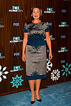 January 11, 2010:  Cherry Jones arrives at the Fox All Star Party at the Villa Sorisso in Pasadena, California.Photo by Nina Prommer/Milestone Photo