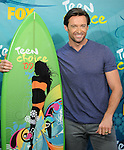 Hugh Jackman at The Fox 2009 Teen Choice Awards held at Universal Ampitheatre  in Universal City, California on August 09,2009                                                                                      Copyright 2009 DVS / RockinExposures