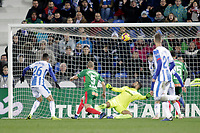 CD Leganes' Youssef En-Nesyri scores goal during La Liga match. November 23,2018. (ALTERPHOTOS/Alconada) /NortePhoto.com