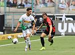 v.li., Lars Stindl (Borussia Moenchengladbach), Marvin Plattenhardt (Hertha BSC)<br /><br />27.06.2020, Fussball, 1. Bundesliga, Saison 2019/2020, 34. Spieltag, Borussia Moenchengladbach - Hertha BSC Berlin,<br /><br />Foto: Johannes Kruck/POOL / via / Meuter/Nordphoto<br />Only for Editorial use
