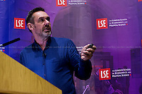 "18.11.2015 - LSE Presents: ""Postcapitalism: A Guide To Our Future"" - Paul Mason"
