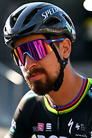 14th March 2020, Paris to Nice cycling tour, final day, stage 7;   SAGAN Peter (SVK) of BORA - HANSGROHE pictured during stage 7 of the 78th edition of the Paris - Nice cycling race, a stage of 166,5km with start in Nice and finish in Valdeblore La Colmiane on March 14, 2020 in Valdeblore La Colmiane, France