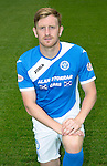 St Johnstone FC photocall Season 2016-17<br />Liam Craig<br />Picture by Graeme Hart.<br />Copyright Perthshire Picture Agency<br />Tel: 01738 623350  Mobile: 07990 594431