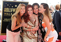 HOLLYWOOD, CA - October 06: Debra Messing, Mariska Hargitay, Sophia Bush, Connie Britton, At Debra Messing Honored With Star On The Hollywood Walk Of Fame At On The Hollywood Walk Of Fame In California on September 06, 2017. <br /> CAP/MPI/FS<br /> &copy;FS/MPI/Capital Pictures