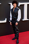 Jorge Lopez attends to ELITE premiere at Callao City Lights in Madrid, Spain. August 29, 2019. (ALTERPHOTOS/A. Perez Meca)