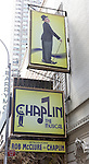 Theatre Marquee unveiling for 'Chaplin - The Musical' at the Barrymore Theatre in New York City on 6/29/2012..From the slums of London to the heights of Hollywood, Chaplin is the showbiz Broadway musical about the silent film legend the world couldn't stop talking about - Charlie Chaplin. The brand new 22-person musical reveals the man behind the legend, the undeniable genius that forever changed the way America went to the movies.