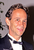 Actor/Singer Joel Grey, who will be performing this evening, arrives at the White House in Washington, DC for the State Dinner honoring President Carlos Menem of Argentina on Thursday, November 14, 1991.<br /> Credit: Ron Sachs / CNP