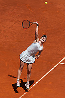 Romanian Simona Halep during Mutua Madrid Open 2018 at Caja Magica in Madrid, Spain. May 10, 2018. (ALTERPHOTOS/Borja B.Hojas) /NORTEPHOTOMEXICO