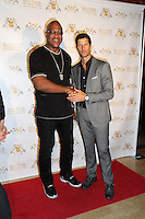 Tiny Lister, Rib Hillis<br /> Dance With Me USA Grand Opening, Dance With Me Studio, Sherman Oaks, CA 09-10-14<br /> David Edwards/DailyCeleb.com 818-249-4998