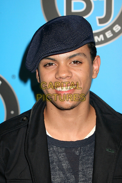 EVAN ROSS.Bartles & Jaymes Poolside BBQ at the Roosevelt Hotel, Hollywood, California, USA,.10 May 2007..portrait headshot cap hat.CAP/ADM/BP.©Byron Purvis/AdMedia/Capital Pictures.