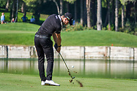 Thomas Detry (BEL) during the third round of the Turkish Airlines Open, Montgomerie Maxx Royal Golf Club, Belek, Turkey. 09/11/2019<br /> Picture: Golffile | Phil INGLIS<br /> <br /> <br /> All photo usage must carry mandatory copyright credit (© Golffile | Phil INGLIS)