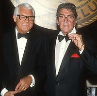 Cary Grant Dean Martin 1982<br /> Photo By John Barrett/PHOTOlink/MediaPunch