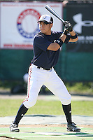 July 27th, 2007:  J.P. Ramirez during the Cape Cod High School Classic presented by Under Armour at Spillane Field in Wareham, MA.  Photo by:  Mike Janes/Four Seam Images