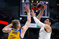 REAL MADRID v HERBALIFE GRAN CANARIA. 3rd Game Semi Finals Liga Endesa 2017-2018.
