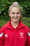 Manon Johnes<br /> <br /> Team Wales team photo prior to leaving for the Bahamas 2017 Youth commonwealth games - Sport Wales National centre - Sophia Gardens  - Saturday 15th July 2017 - Wales <br /> <br /> &copy;www.Sportingwales.com - Please Credit: Ian Cook - Sportingwales