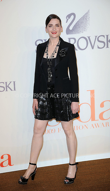 WWW.ACEPIXS.COM . . . . . ....June 15 2009, New York City......Actress Michele Hicks at the 2009 CFDA Fashion Awards at Alice Tully Hall, Lincoln Center on June 15, 2009 in New York City.....Please byline: KRISTIN CALLAHAN - ACEPIXS.COM.. . . . . . ..Ace Pictures, Inc:  ..tel: (212) 243 8787 or (646) 769 0430..e-mail: info@acepixs.com..web: http://www.acepixs.com