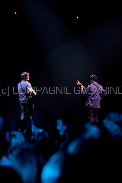 the Katona Twins performing at the 25th edition of the Night Of The Proms in Antwerp (Belgium, 23/10/2009)
