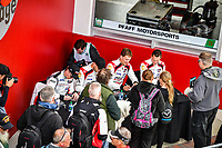 #9 PFAFF MOTORSPORTS (USA) PORSCHE 911 GT3 R GTD SCOTT HARGROVE (CAN) ZACHARIE ROBICHON (CAN) LARS KERN (DEU) DENNIS OLSEN (NOR)