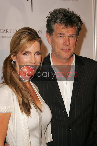 Alicia Jacobs and David Foster<br />