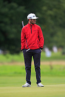 Cormac Sharvin (NIR) on the 10th green during Round 2 of the Bridgestone Challenge 2017 at the Luton Hoo Hotel Golf &amp; Spa, Luton, Bedfordshire, England. 08/09/2017<br /> Picture: Golffile | Thos Caffrey<br /> <br /> <br /> All photo usage must carry mandatory copyright credit     (&copy; Golffile | Thos Caffrey)