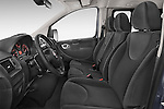 Front seat view of a 2015 Fiat SCUDO EXECUTIVE 5 Door Combi Front Seat car photos