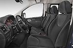 Front seat view of a 2015 Fiat SCUDO EXECUTIVE 5 Door Combi Front Seat car photos