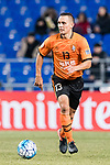 Brisbane Roar Defender Jade North in action during the AFC Champions League 2017 Group E match between Ulsan Hyundai FC (KOR) vs Brisbane Roar (AUS) at the Ulsan Munsu Football Stadium on 28 February 2017 in Ulsan, South Korea. Photo by Victor Fraile / Power Sport Images