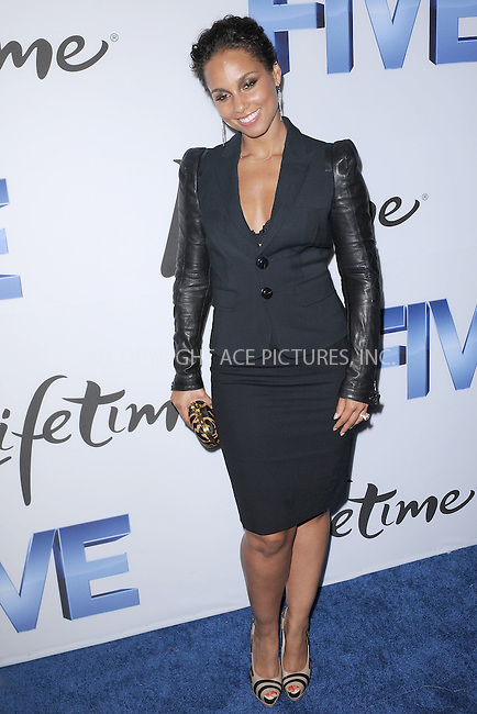 WWW.ACEPIXS.COM . . . . . .September 26, 2011...New York City...September 26, 2011 Alicia Keys attends the screening of 'Five' at Skylight SOHO in New York City.....Please byline: KRISTIN CALLAHAN - ACEPIXS.COM.. . . . . . ..Ace Pictures, Inc: ..tel: (212) 243 8787 or (646) 769 0430..e-mail: info@acepixs.com..web: http://www.acepixs.com .