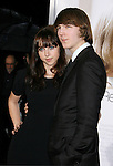 "WESTWOOD, CA. - December 15: Actors Zoe Kazan and Paul Dano arrive at the Los Angeles premiere of ""Revolutionary Road"" held at the Mann Village Theater on December 15, 2008 in Westwood, California."