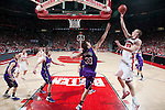 2010-11 NCAA Basketball: Northwestern at Wisconsin